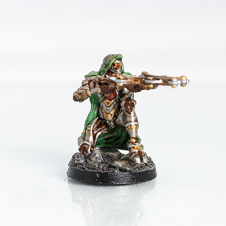 06 - 3D printed and hand painted fantasy 28mm scale minature