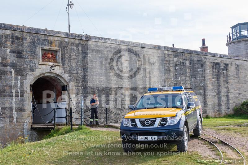 001 - Hurst Castle Multi Agency Training
