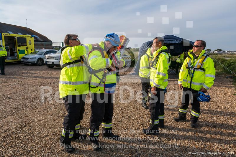 011 - Hurst Castle Multi Agency Training