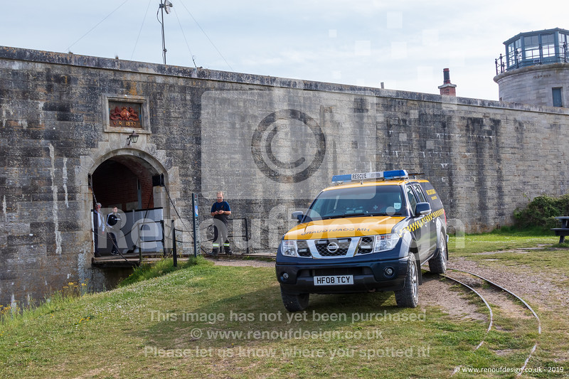 002 - Hurst Castle Multi Agency Training