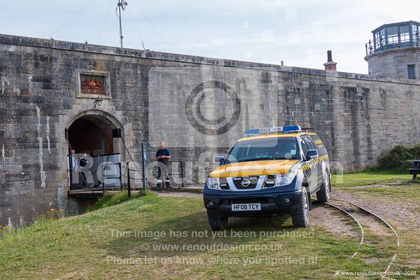 002 - Hurst Castle Multi Agency Training
