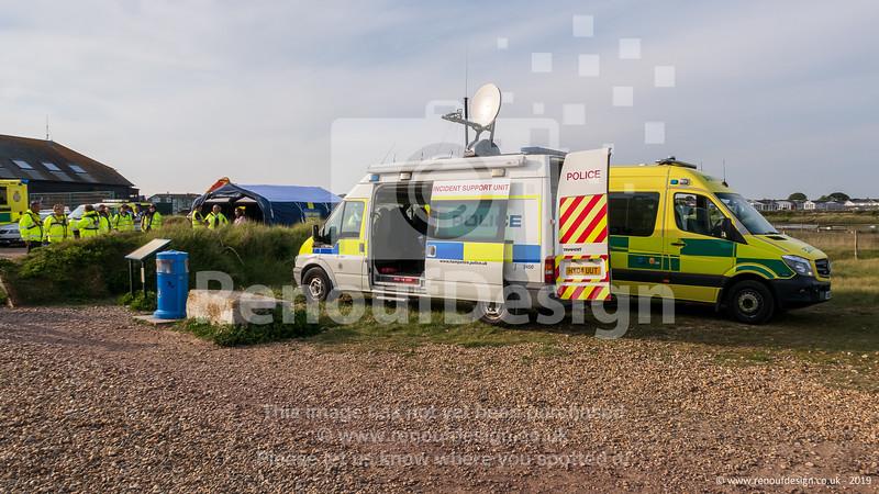 008 - Hurst Castle Multi Agency Training