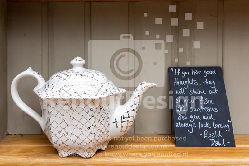 01 - Rosie Lea Tea Room, Restaurtant and Bar