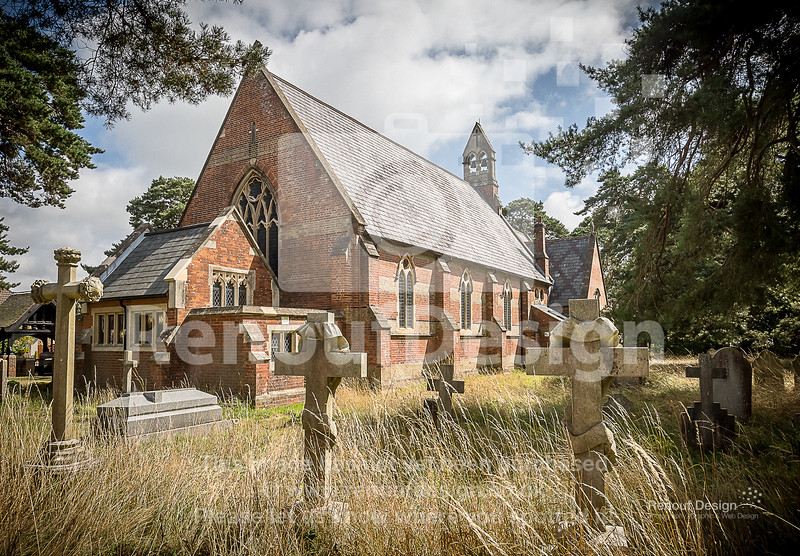 St Marks Church, Pennington, Lymington