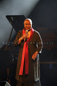 Barbara Hendricks trio concert,  Paris Le Trianon, June  2019