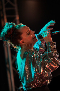 Bebel Gilberto, New Morning Paris. April 2019