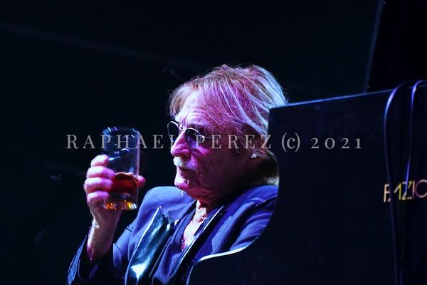 Christophe show in Salle Pleyel, November 2017.