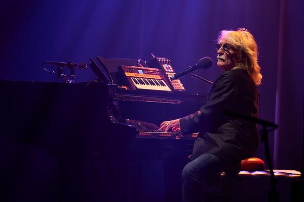 Concert solo de Christophe en Octobre 2019 à la Maison de  la Musique de Nanterre (92)