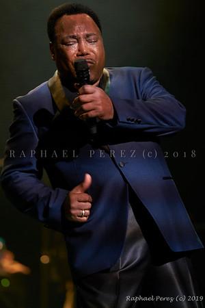 George Benson at Enghien Jazz Festival. 2018