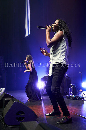 Idan Raichel Project show in Paris Salle Pleyel. February 2020.