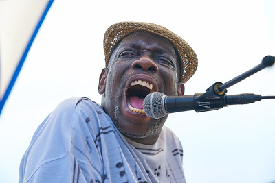 Lucky Peterson at Enghien Jazz Festival, 2018