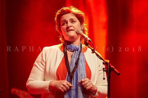Madeleine Peyroux at Blues sur Seine Festival, 2018