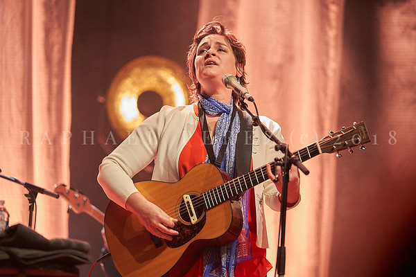 Madeleine Peyroux at Blues sur Seine Festival, 2018