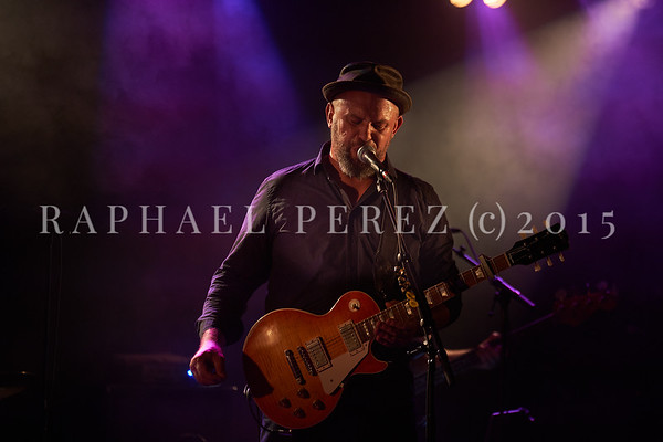 Mathieu Guillou aka Mister Mat  show on October 2020 in Paris presenting his new album at La Maroquinerie.