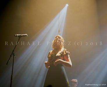 Sarah Lenka Blues sur Seine Festival 2018