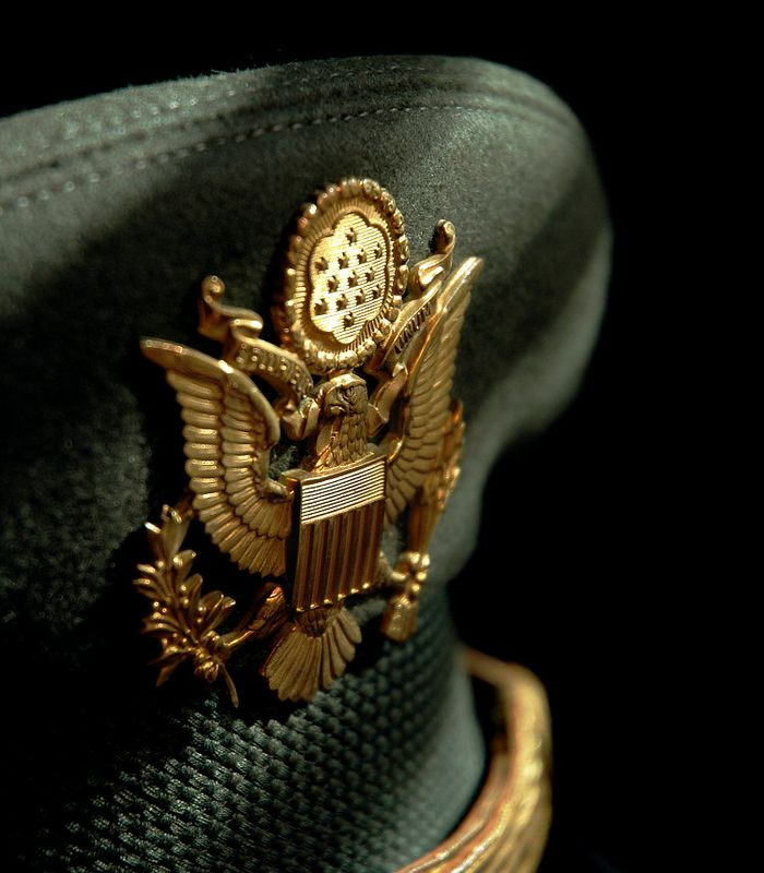 US Army Service Hat