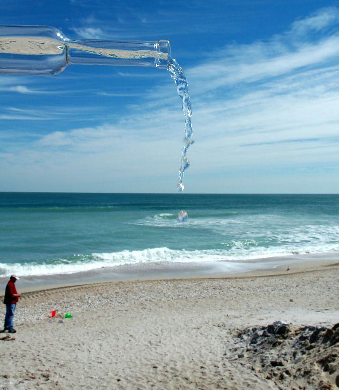 How God Fills The Ocean