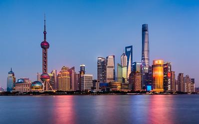 The Bund / Shanghai, China