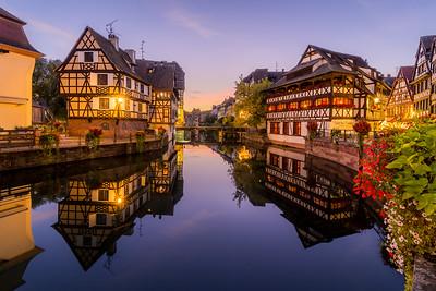 La Petite France / Strasbourg, France