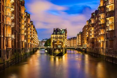Speicherstadt / Hamburg, Germany