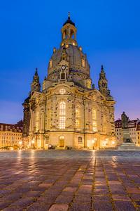 Frauenkirche / Dresden, Germany