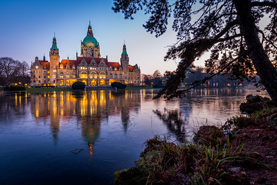 New town hall / Hannover, Germany