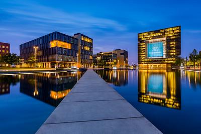 Industrial architecture / Essen, Germany