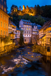 Half-timbered houses / Monschau, Germany