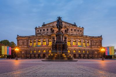 Semperoper / Dresden, Germany