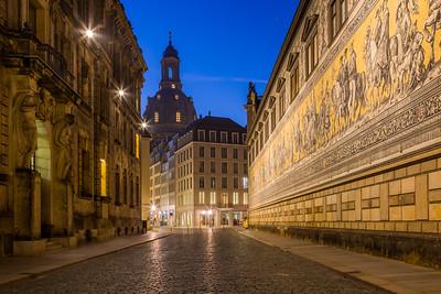 Fürstenzug / Dresden, Germany