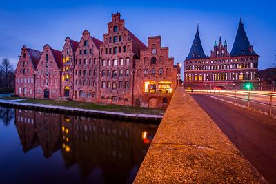 Holstentor / Lübeck, Germany