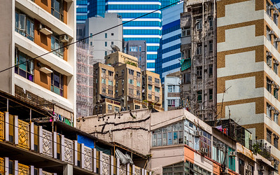 Densely packed / Quarry Bay, Hong Kong