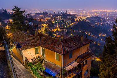 San Vigilio / Bergamo, Italy