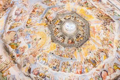 Fresco / Florence, Italy