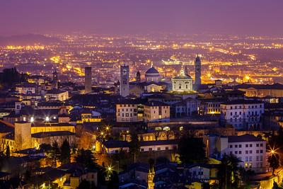 Citta Alta / Bergami, Italy