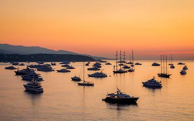 Yachts / Monte Carlo, Monaco