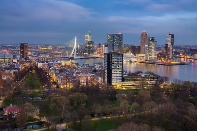Euromast / Rotterdam, the Netherlands
