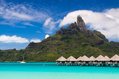 Anau / Bora Bora, French Polynesia