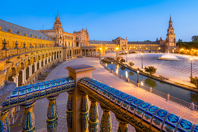 Plaza de Espana / Sevilla, Spain
