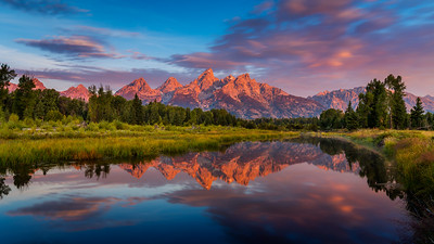 Snake River / Grand Teton, USA