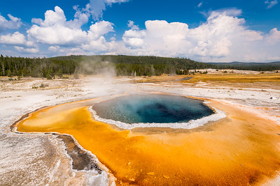 Old Faithful / Yellowstone, USA