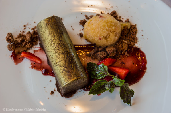 Oh, so good...if you don't go for the people or the adventure, go for the food –Dessert in Ruse –From Bridges to rock-hewn monasteries and more waterfalls