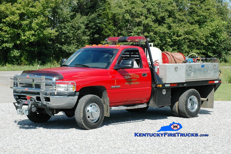 <center> Marion  Brush 1 <br> 2000 Dodge 3500 4x4/FD 150/200 <br> Greg Stapleton photo <br> </center>