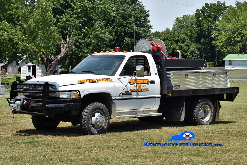 Tolu  Brush Truck<br /> 1996 Dodge 3500 4x4/WSF 250/250<br /> Greg Stapleton photo