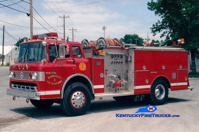 <center> Burkesville  Engine 3 <br> 1979 Ford C-900/Jaco 1000/750 <br> Greg Stapleton photo </center>