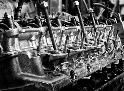 Engine Block Studies 3