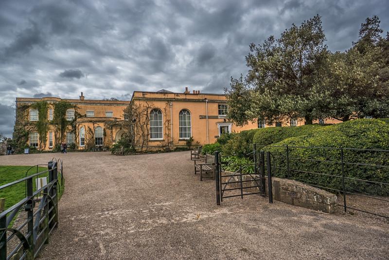 Kinnerton House - exterior