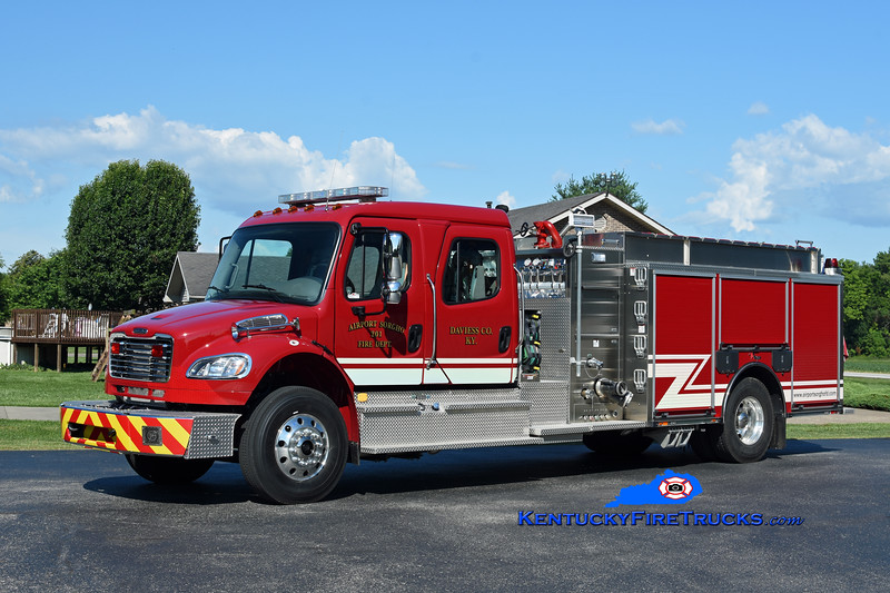 Airport Sorgho Engine 201<br /> 2017 Freightliner M2-106/Toyne 1250/1000<br /> Kent Parrish photo