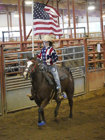 Deep South Little Britches Rodeo, Ruston, 2/18/17