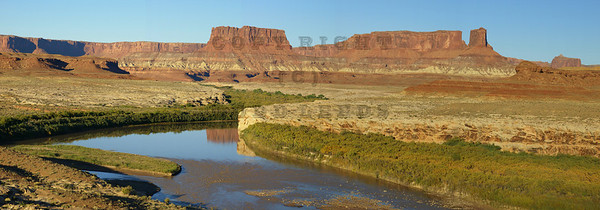 Green River Panorama